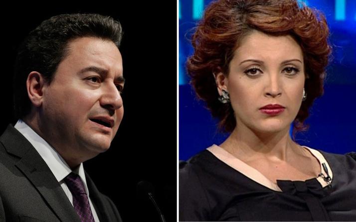 Ali Babacan'ın partisiyle ilgili son iddia Nagehan Alçı işin aslını açıkladı