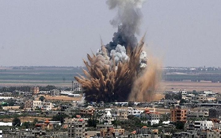 İsrail Suriye'nin güneyine saldırdı iddiası