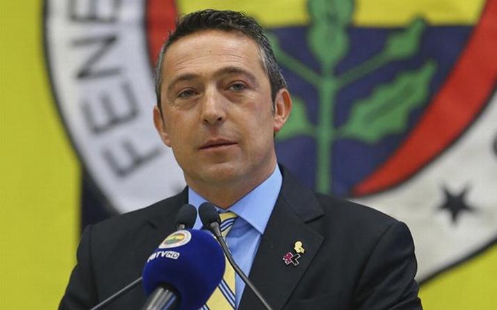 Fenerbahçe Başkanı Ali Koç'tan UEFA ve transfer açıklaması