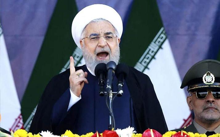 Hasan Ruhani'den Avrupa'ya kritik mesaj! İran'a yönelik yaptırımlar kalkarsa...