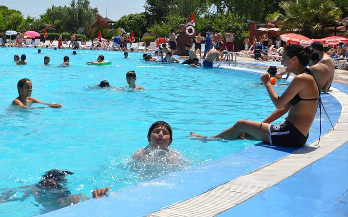 Tatilde olanlara uzmanlardan önemli uyarılar! Havuza girmeden önce...