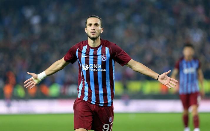 Lille'in Yusuf Yazıcı için Trabzonsporile anlaştığı iddia edildi