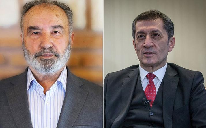 Milli Eğitim Bakanı Ziya Selçuk 'ülke efsanesi' dedi Hayrettin Karaman araştırdı