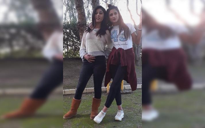 KKTC'de 3 gündür kayıp olan iki kız kardeş bulundu