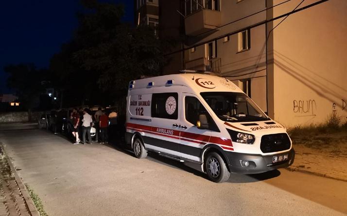 Sivas'ta üniversite öğrencisi kendini astı