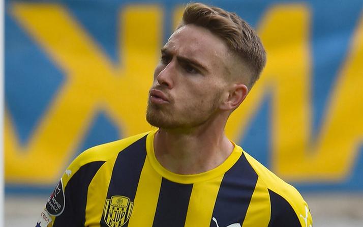 Ve Beşiktaş ilk transferini yaptı! Tyler Boyd kadroya katıldı