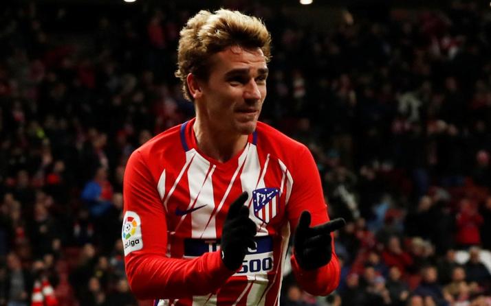 Atletico Madrid'den Barcelona ve Griezmann'a sert eleştiri