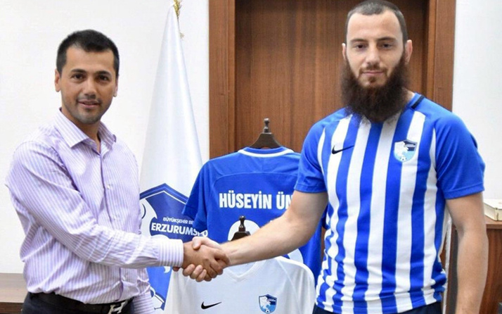 Erzurumspor Aykut Demir'le anlaştı