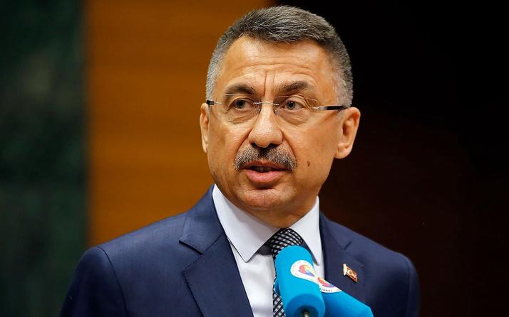 Cumhurbaşkanı Yardımcısı Fuat Oktay'dan Azerbaycan paylaşımı
