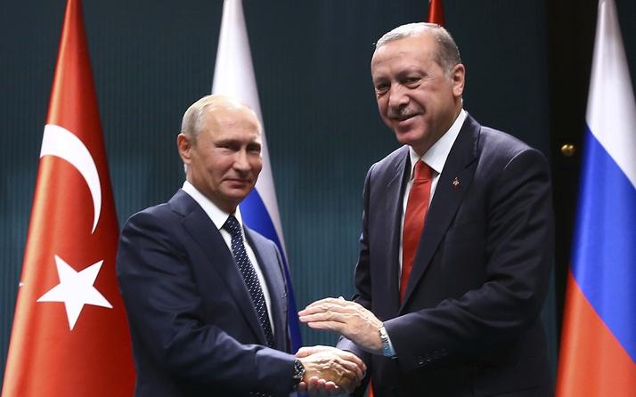 Erdoğan istemişti Putin bugün gönderdi SU-35 savaş uçağı Teknofest için İstanbul'da
