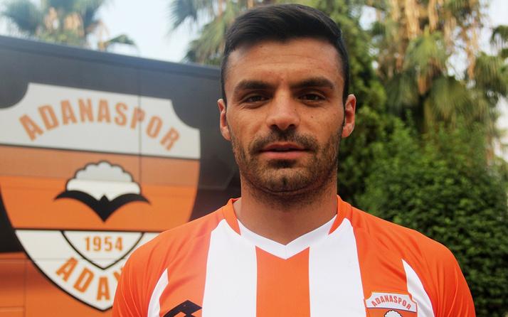 Adanaspor Serdar Bingöl'ü renklerine bağladı