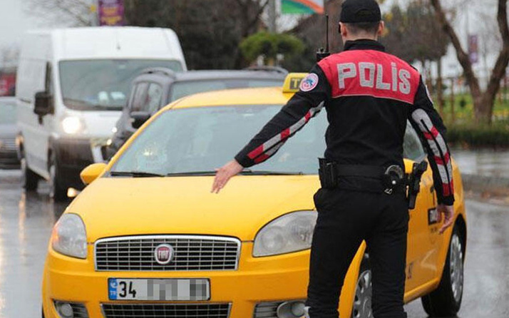 Taksicilere yönelik Son Durak operasyonu! İnanılmaz  detaylar ortaya çıktı
