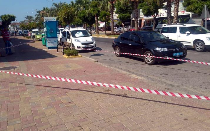 Antalya'da Kırgız genç sokakta tartıştığı kişi tarafından öldürüldü!