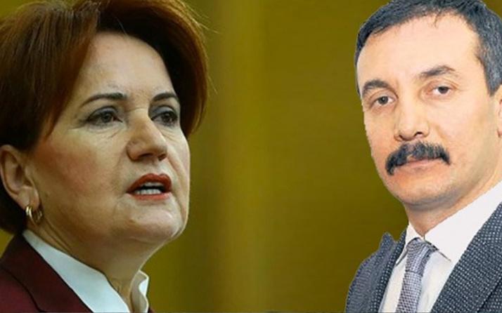 MHP'li Murat Çeliker'den Akşener'e cevap