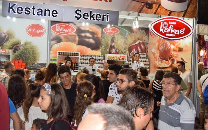 Ünlü kestane şekeri markası Kafkas'tan konkordato haberlerine dair açıklama