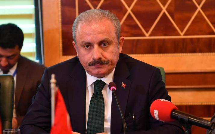 TBMM Başkanı Mustafa Şentop'tan çarpıcı yorum! Boşuna değildir