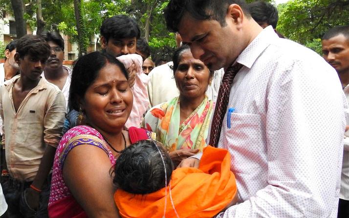 Hindistan'da 'Japon beyin iltihabı' salgını! 64 kişi hayatını kaybetti