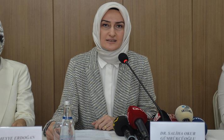 KADEM Başkanı Gümrükçüoğlu'ndan iddialara yanıt
