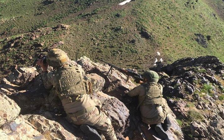 Kuzey Irak'a hava harekatında 6 terörist etkisiz hale getirildi