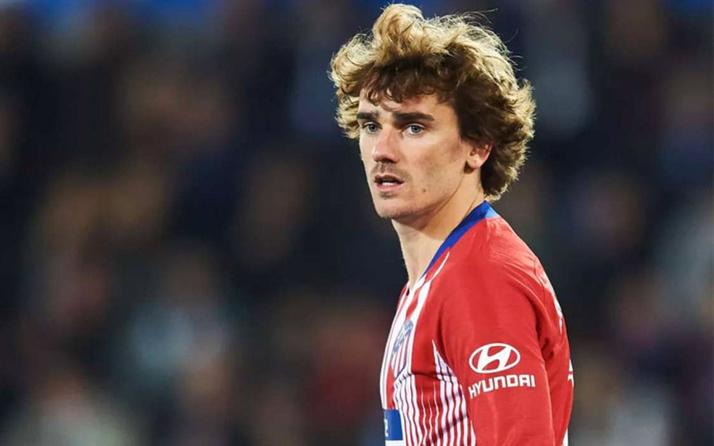 Barcelona, Griezmann'ı transfer ettiğini açıkladı