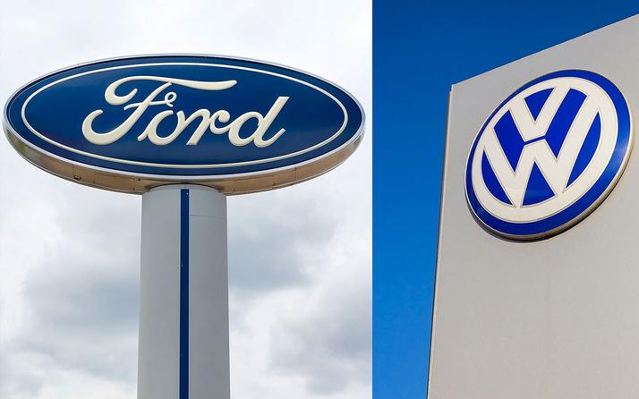 Tarihi birleşme! Volkswagen ve Ford anlaştıklarını duyurdu