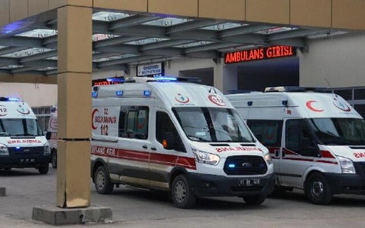 Adana'da metil alkol zehirlenmesinden bir kişi öldü