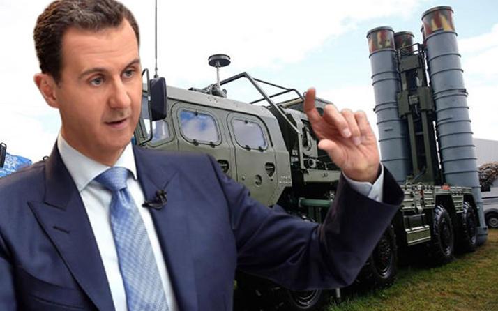 Esed rejiminden ilk S-400 yorumu