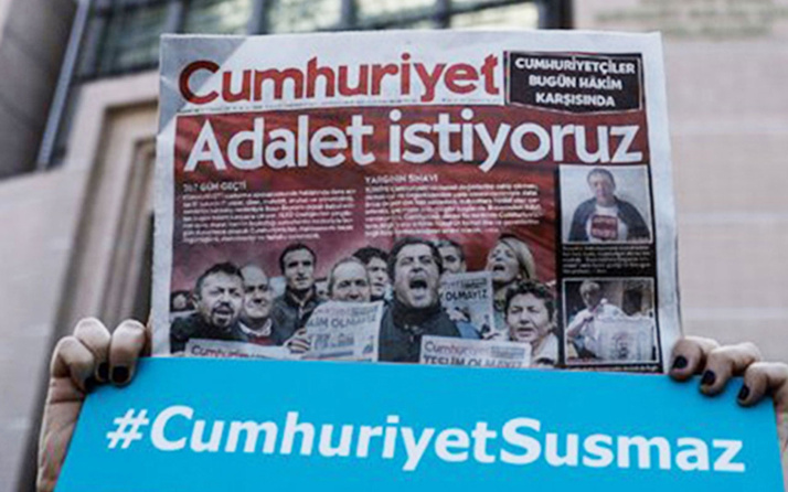 Cumhuriyet Gazetesi davası! Yargıtay Başsavcılığı tebliğini tamamladı