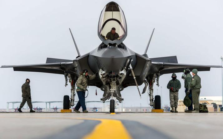 Türkiye F-35'e katılım için lobicilik sözleşmesini uzattı
