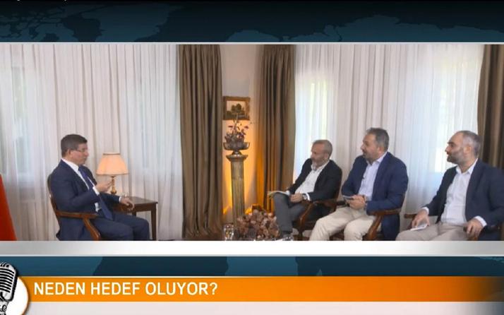 Ahmet Davutoğlu yüzünden kovuldular! Akif Beki, Yavuz Oğhan ve İsmail Saymaz şokta