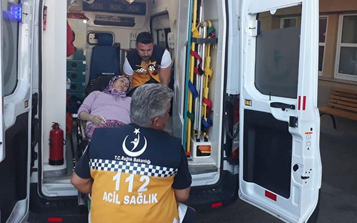 Erzincan'da asker uğurlaması yemeğinde 45 kişi zehirlendi