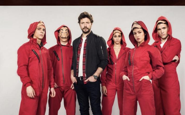 La Casa De Papel 3. sezon Berlin sürprizi yaşıyor mu izleyen şok oldu!