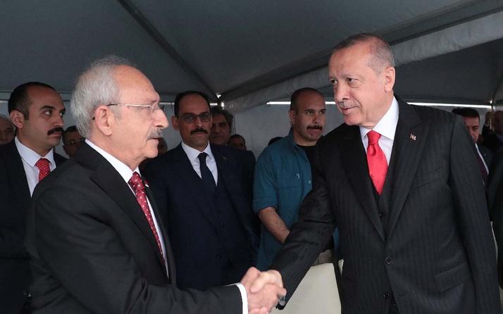 Ankara Cumhuriyet Başsavcılığı'ndan Kılıçdaroğlu'na Erdoğan'a hakaretten fezleke