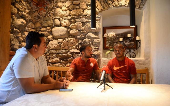Mariano: Galatasaray'ın şampiyonluktan başka hedefi olamaz