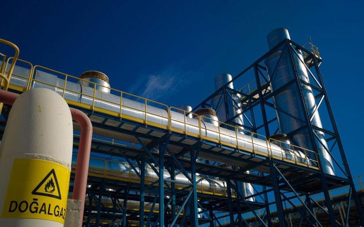 Türkiye'nin doğal gaz ithalatı mayısta azaldı