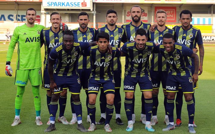Fenerbahçe'de Audi Cup maçları öncesi çifte şok