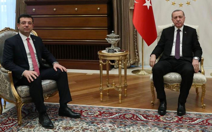 Cumhurbaşkanı Erdoğan'ın görüşme talebini hatırlatan İmamoğlu'na yanıtı