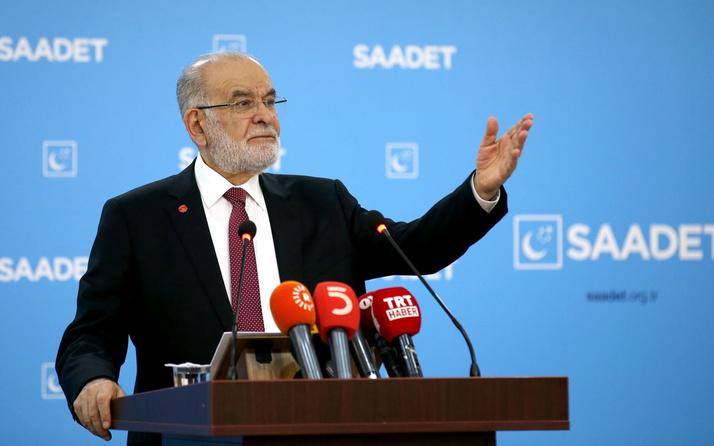 Karamollaoğlu'ndan dikkat çeken Suriyeli açıklaması
