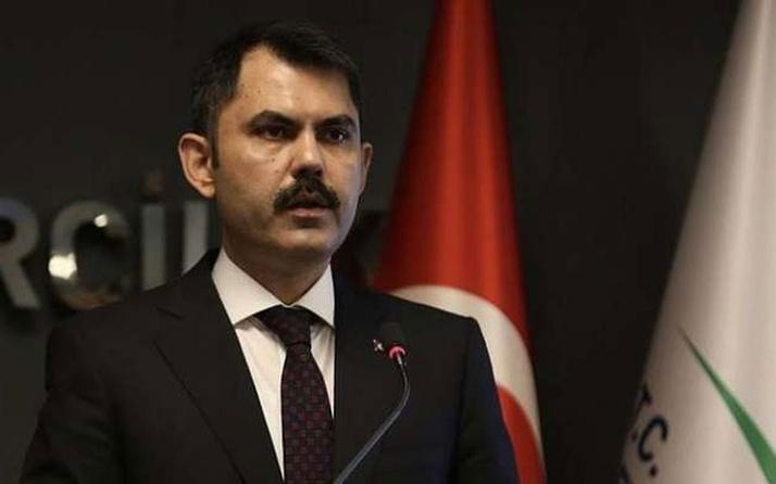 Bakan Kurum'dan Erdoğan'a Salda Gölü daveti