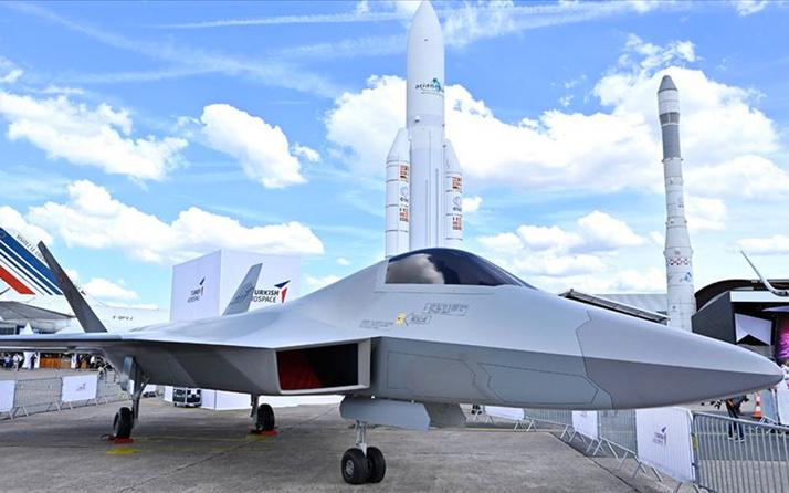 Milli Muharip Uçağına F-35 füzesi Mustafa Varank duyurdu