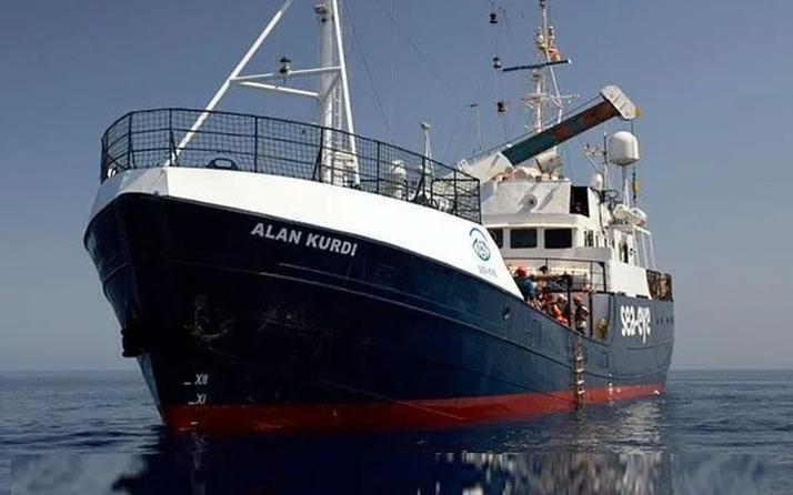 Avrupa'yı karıştıran gemi Alan Kurdi! Malta'dan yeni açıklama geldi!