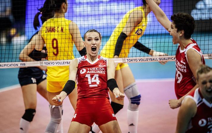 Çin'den Türkiye'ye ağır darbe! Turnuvadan eli boş döndük