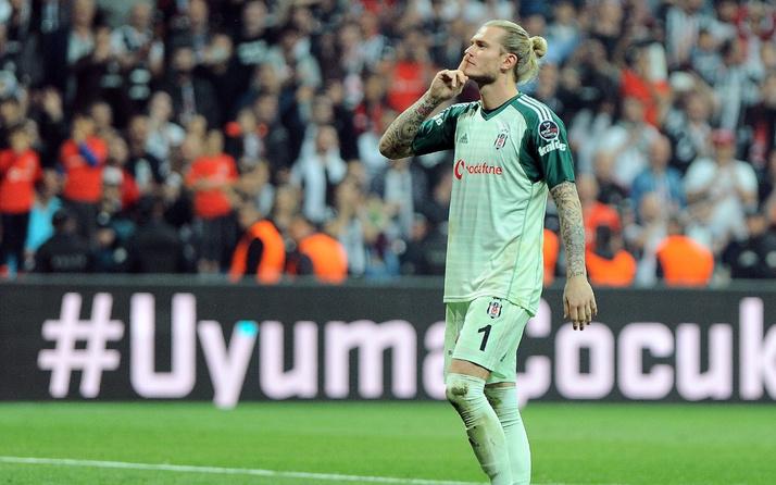 Beşiktaş'ta Karius şoku! Adalesinde zorlanma tespit edildi