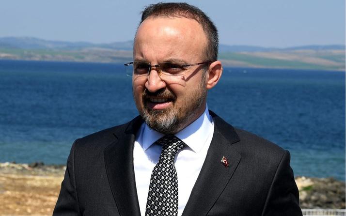 AK Partili Turan'dan Kaz Dağları çıkışı: Keşke ilgililer süreci daha iyi yönetebilseydi