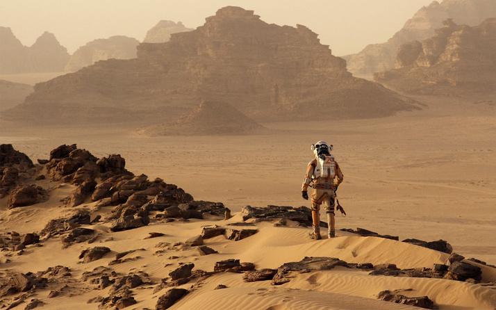Mars'a gidecek astronotları bekleyen tehlike