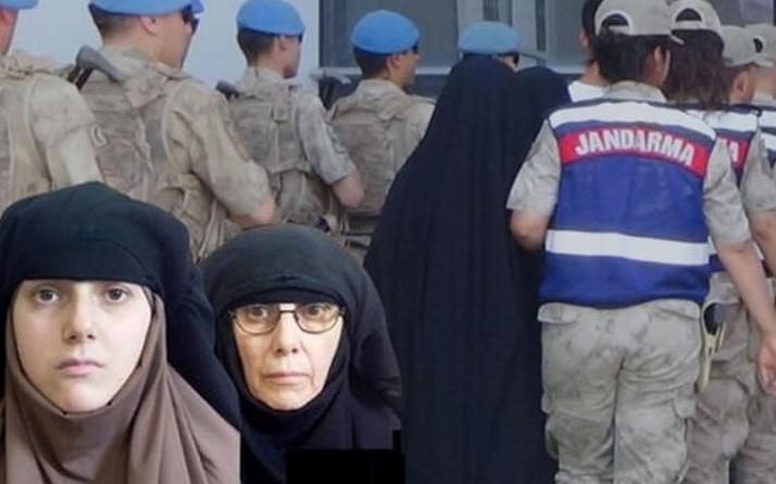 Türk polisi Kilis'te DAEŞ mensubu 3 kadını yakaladı! Fransızlar övgüler yağdırdı