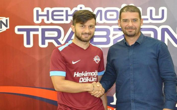 Trabzonspor'un genç futbolcusu Murat Cem'in yeni adresi belli oldu
