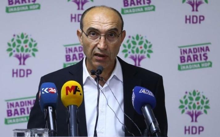 HDP'de Sine-i millet konuşuluyor! Parti sözcüsü Kubilay tartışmalarla ilgili açıklama