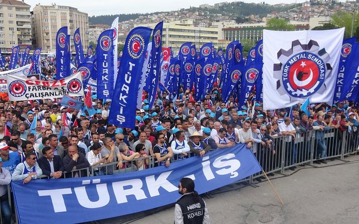 Toplu sözleşme görüşmeleri! Türk-İş eylem kararı aldı