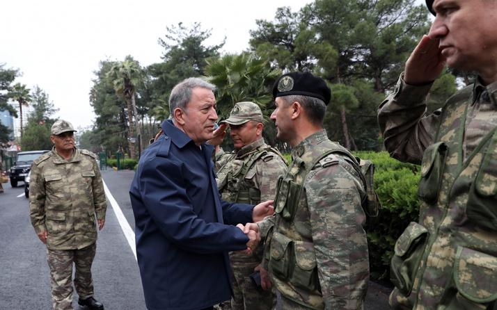 Müşterek Harekat Merkezi'nde görev alacak ABD askerli Şanlıurfa'da